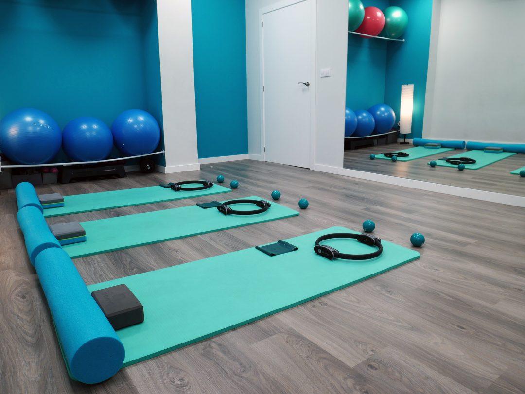 Sala de Pilates